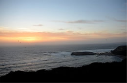 California Pacific Coast Sunset