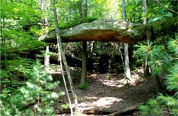 Needle Arch, Big South Fork NRR