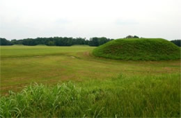 Mississippian Indian Mounds