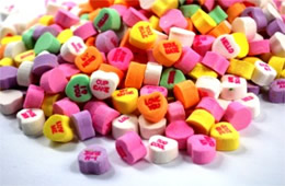 Candy Conversation Hearts